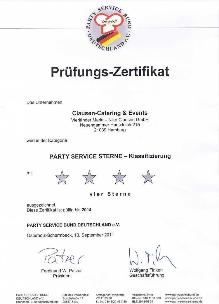 clausen-catering-zertifikat